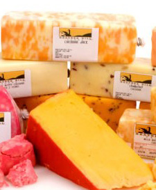 Cheddar Cheeses